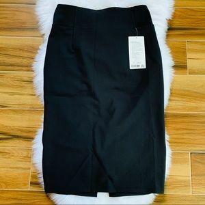 Lululemon a new route midi skirt black size 12